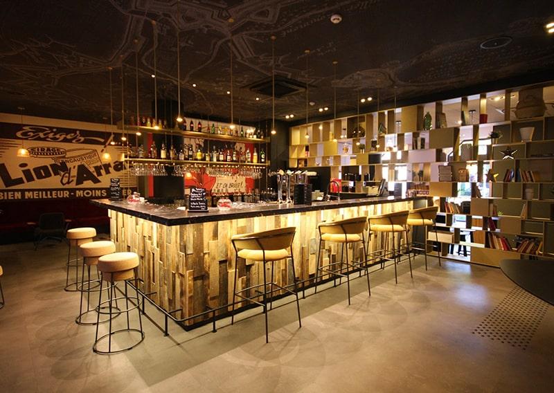 Création d'un Bar à ARRAS (62)