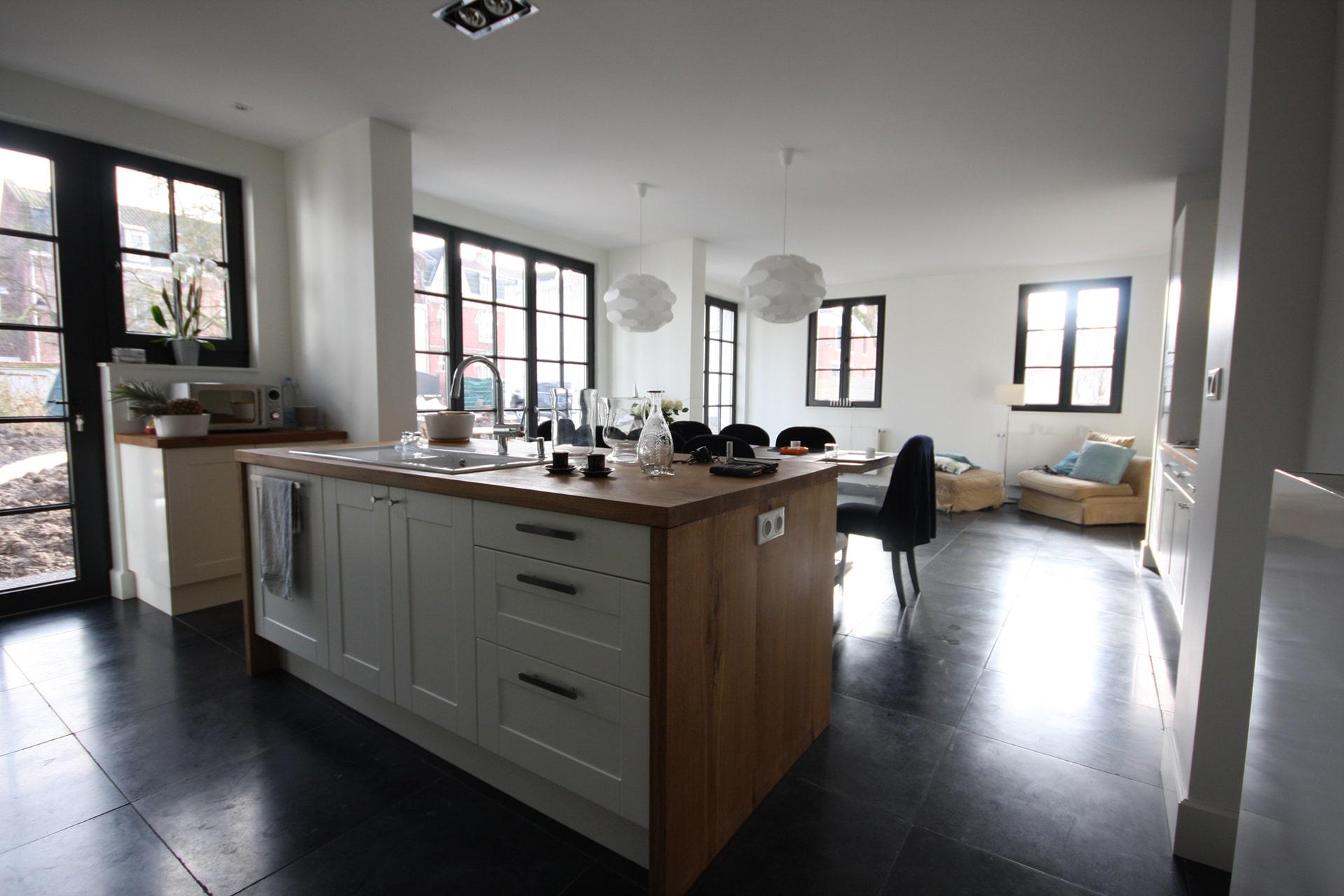 Architecte Lille Construction rehabilitation villa VR-architecture