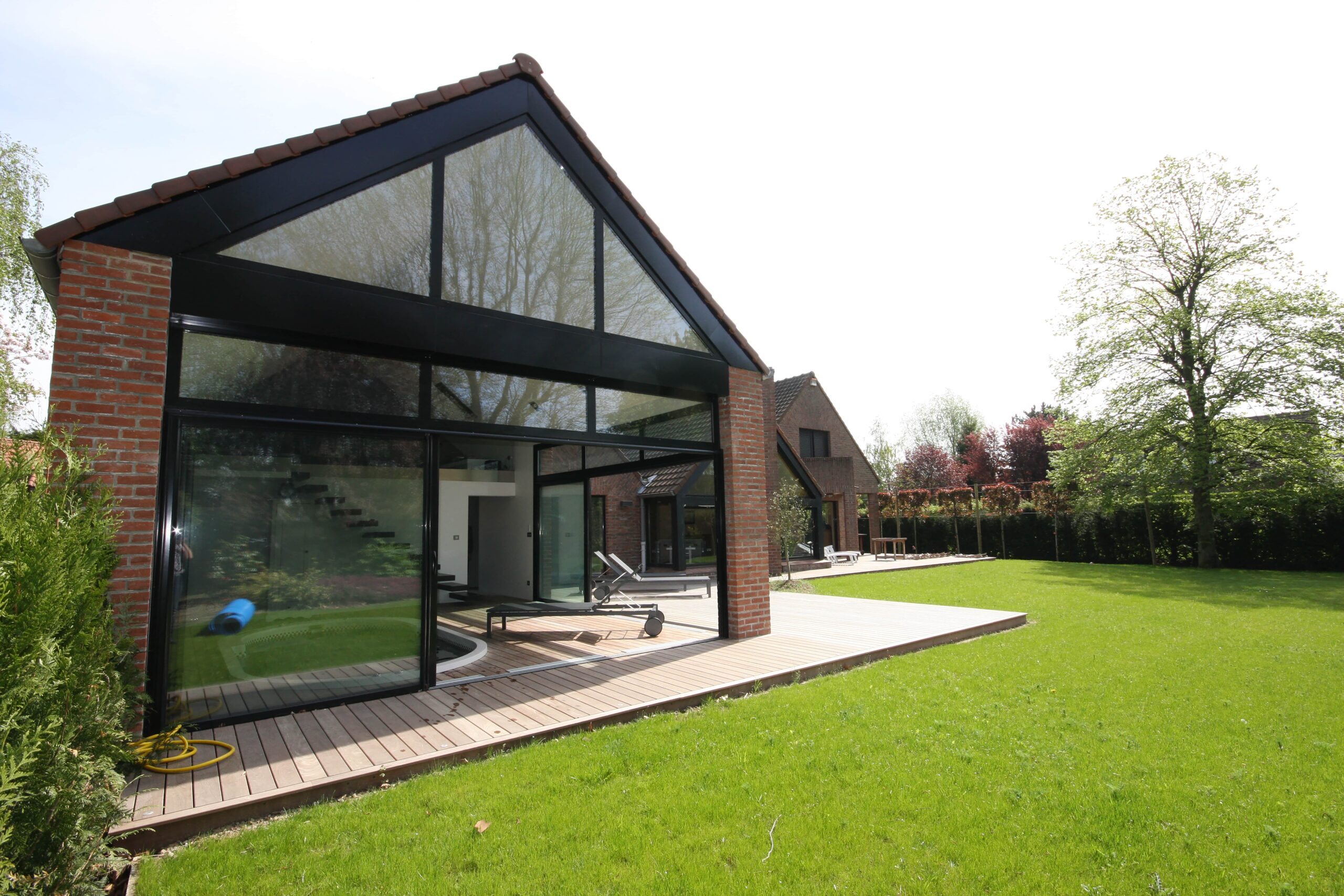 Architecte Lille Construction SPA luxe Residence VR-architecture