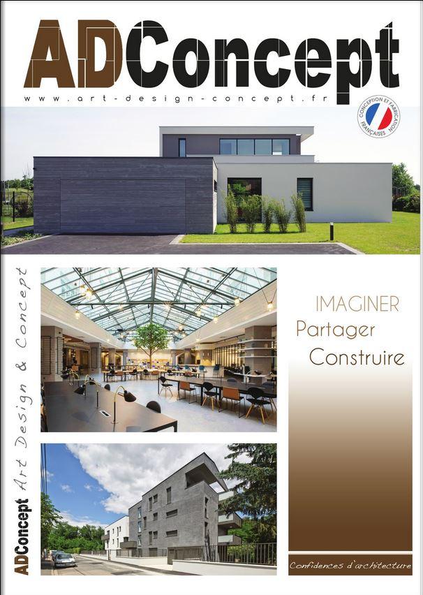 Architecte Lille AD Concept Architecture Hotellerie Bar Hotel Bureaux