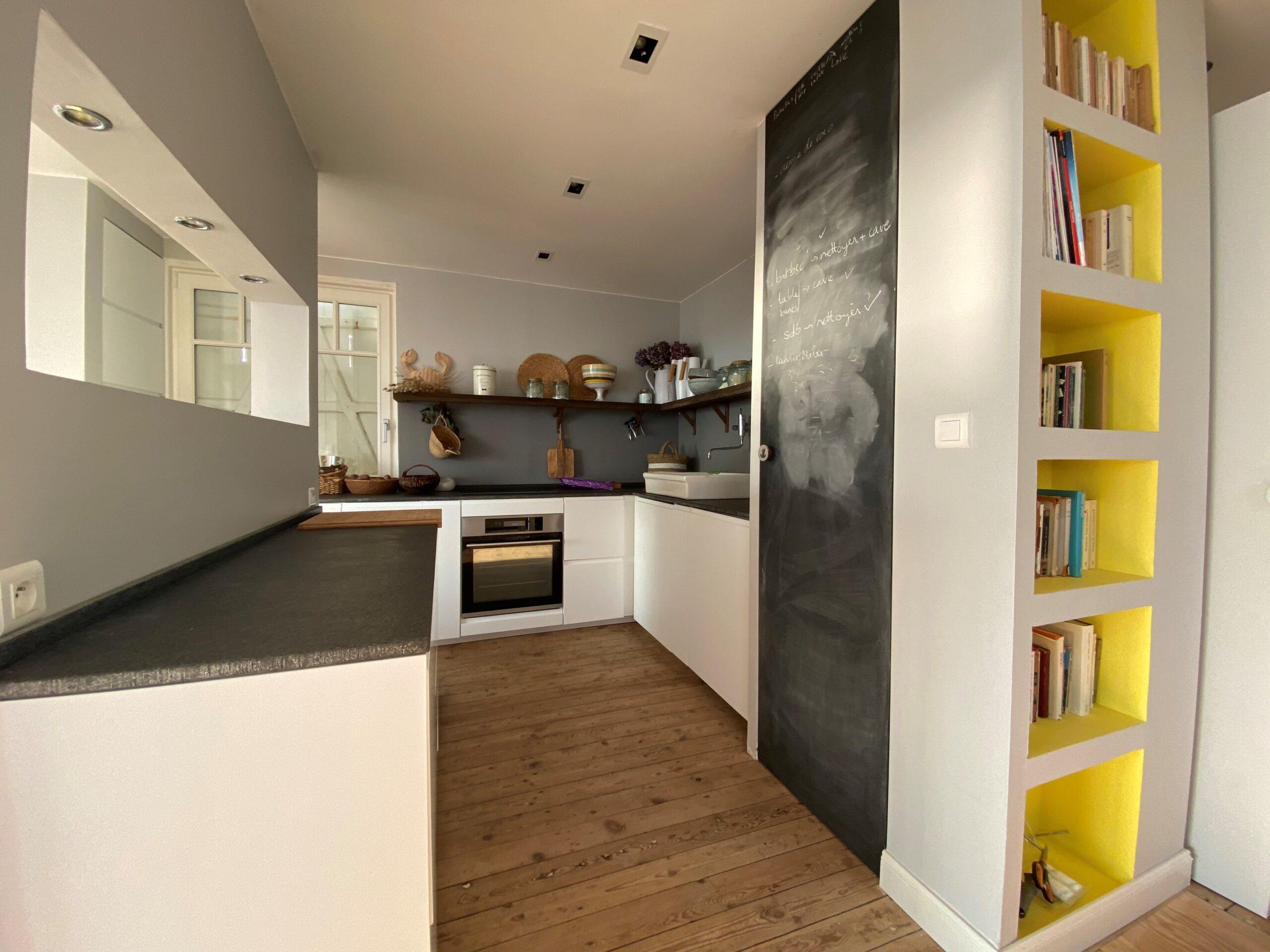Architecte Lille Extension Villa Bord Mer VR-Architecture
