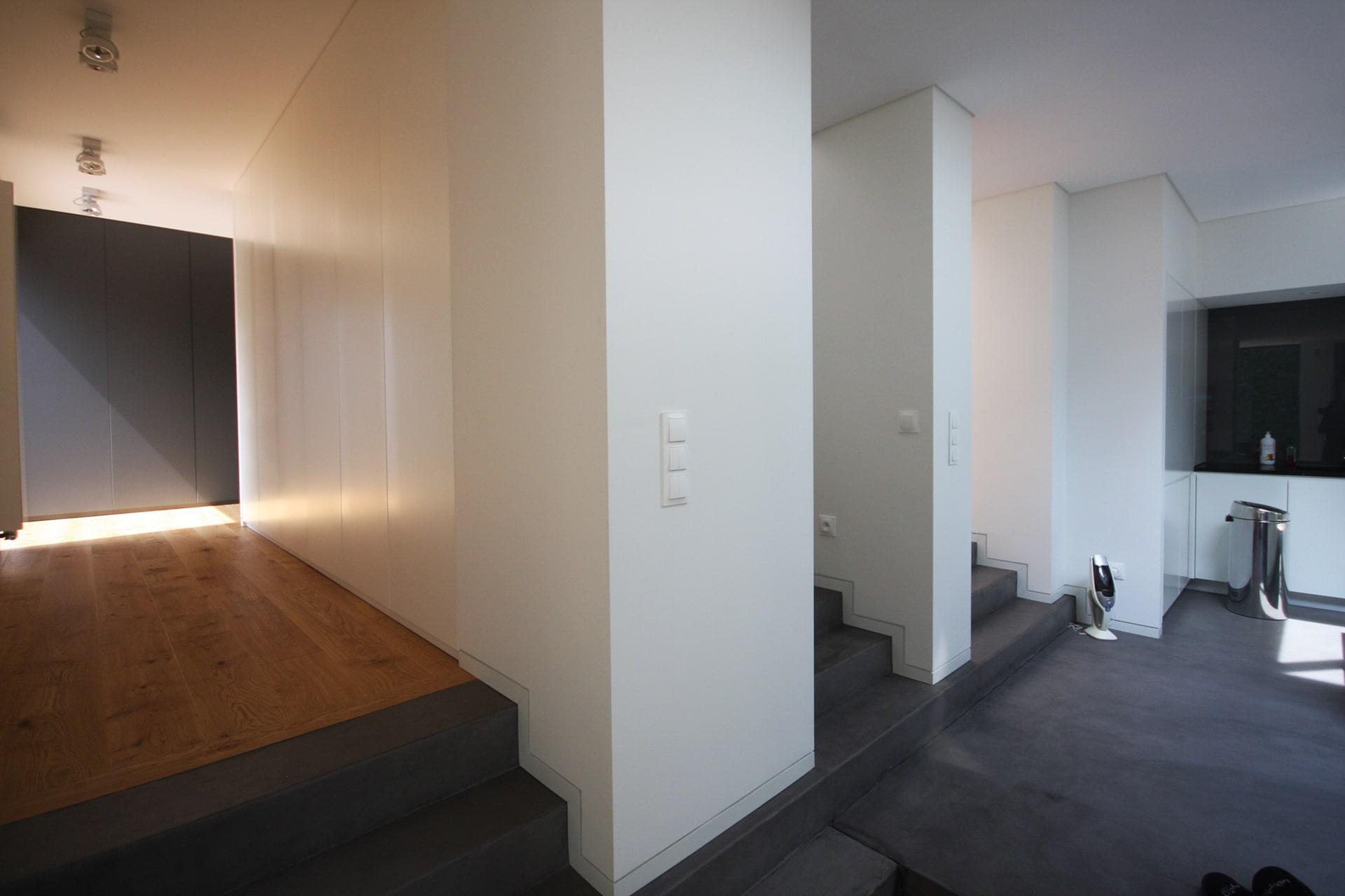 Architecte Lille extension maison de ville VR-architecture