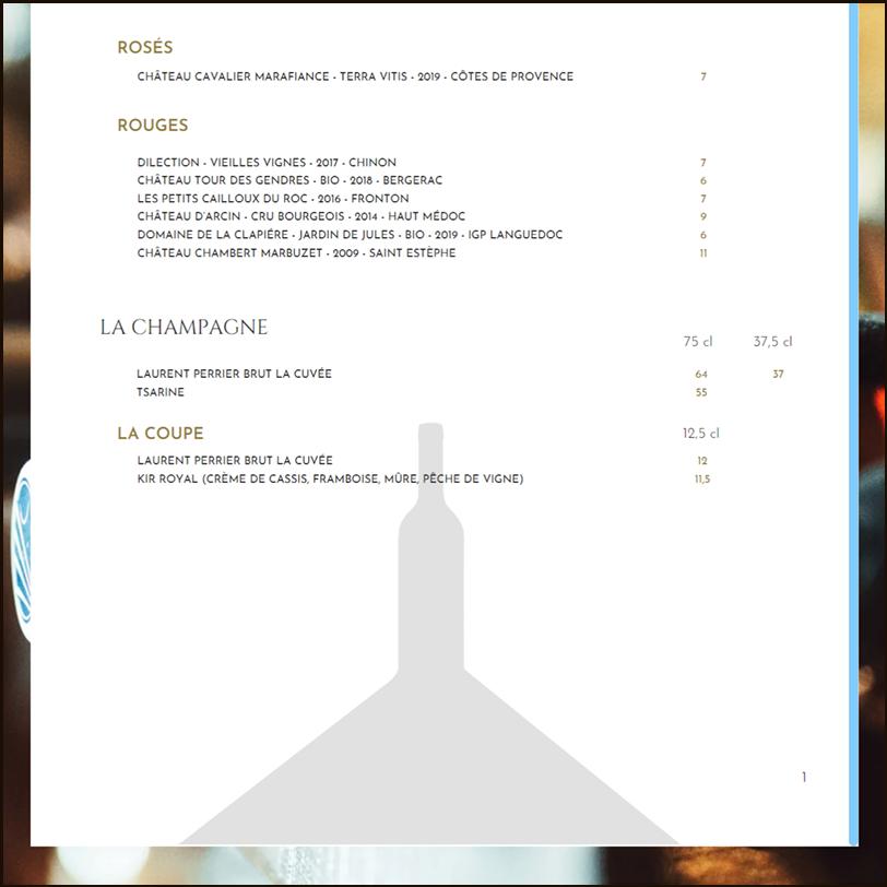Architecte Lille - hotellerie buffet petit-dejeuner
