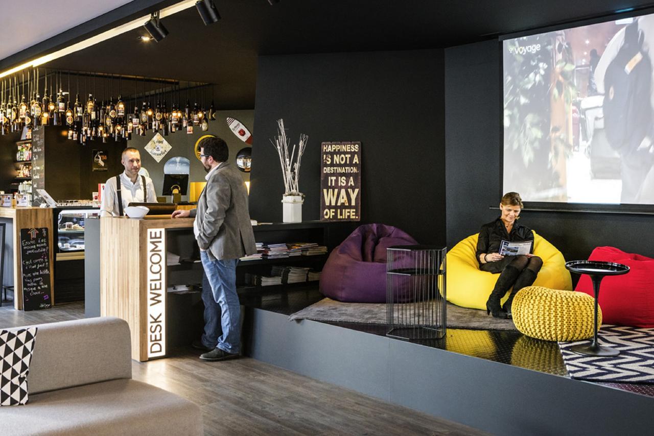 Architecte Lille Hotel renovation hotellerie VR-architecture