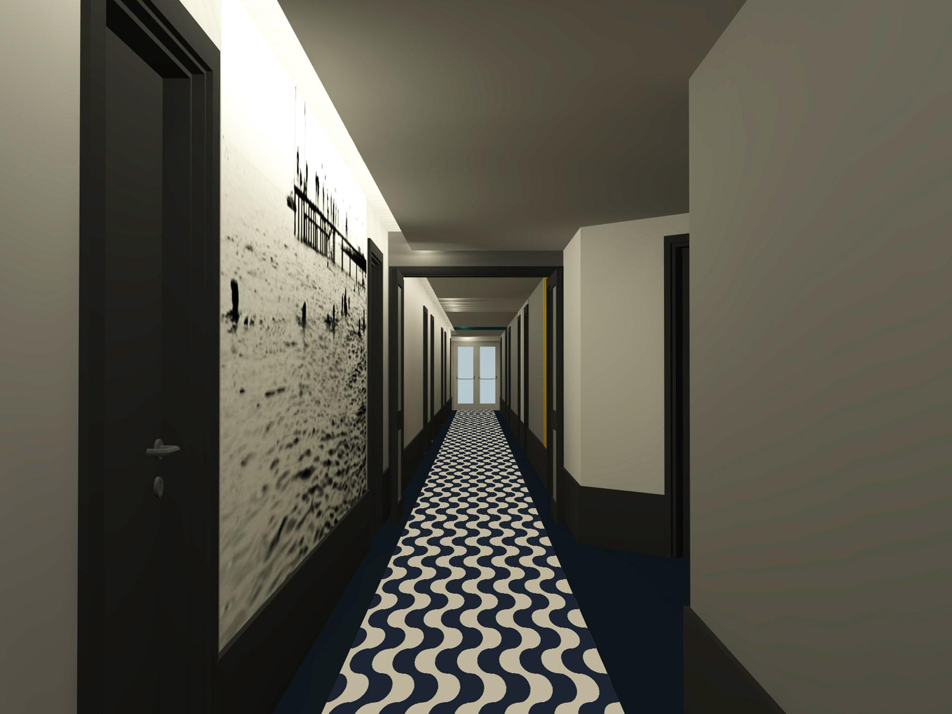 Architecte à Lille - Renovation Hotel VR architecture Design