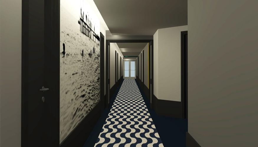 Architecte Lille Renovation hotel VR-architecture min