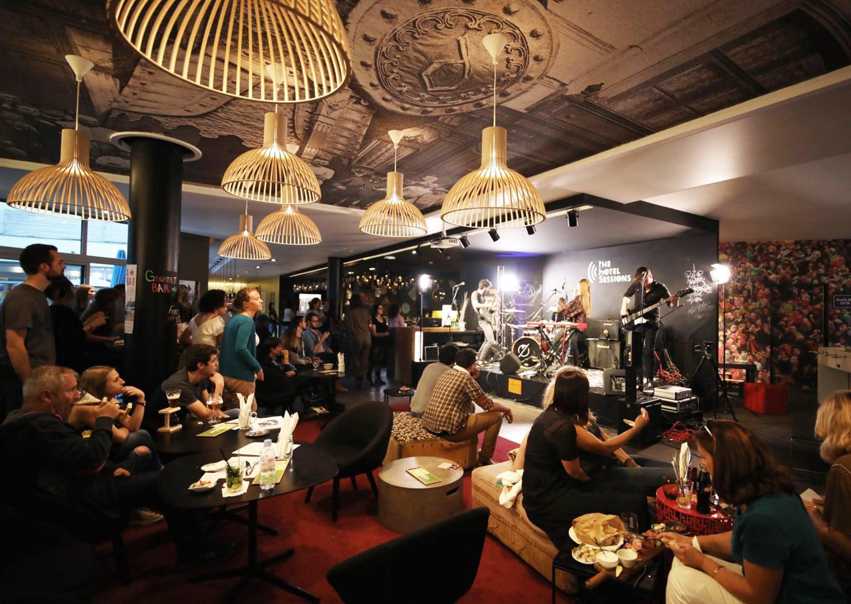 Architecte Lille hotel renovation hotellerie VR-architecture miniature