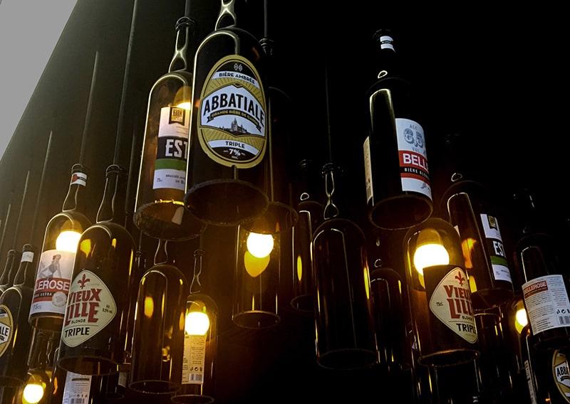Aménagement d'un Bar à LILLE (59)