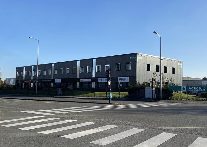 Architecte Lille Rénovation Batiment Activité nord VR-architecture