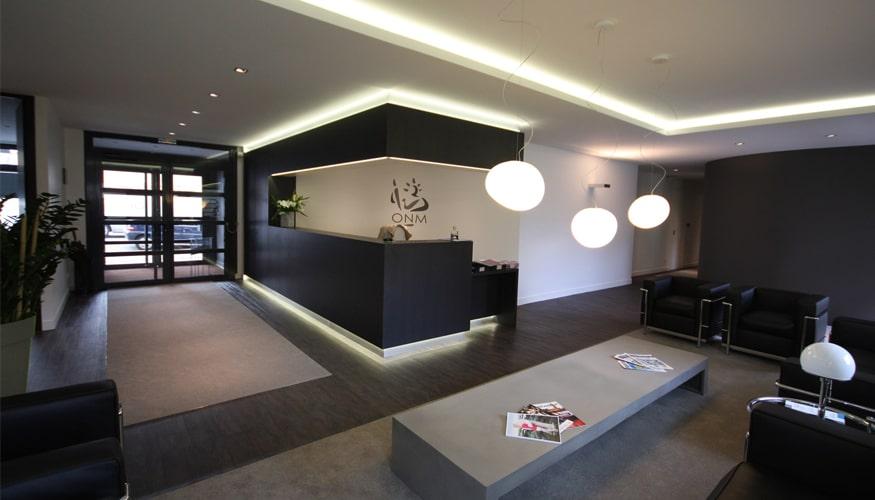 Architecte Lille Renovation Bureaux Notaire Nord VR-architecture min