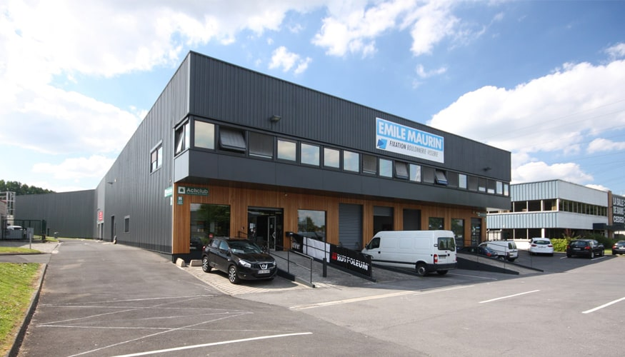 Architecte Lille Renovation Bureaux Tertiaire Nord VR-architecture min