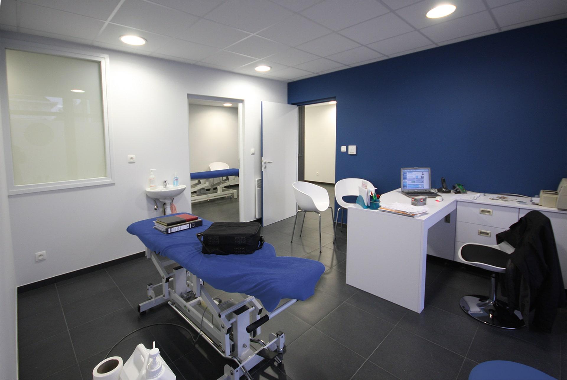 Architecte Lille Renovation Cabinet Medical Centre Medical Nord VR-architecture