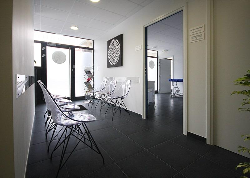 Architecte Lille Renovation Cabinet Medical Centre Medical Nord VR-architecture miniature