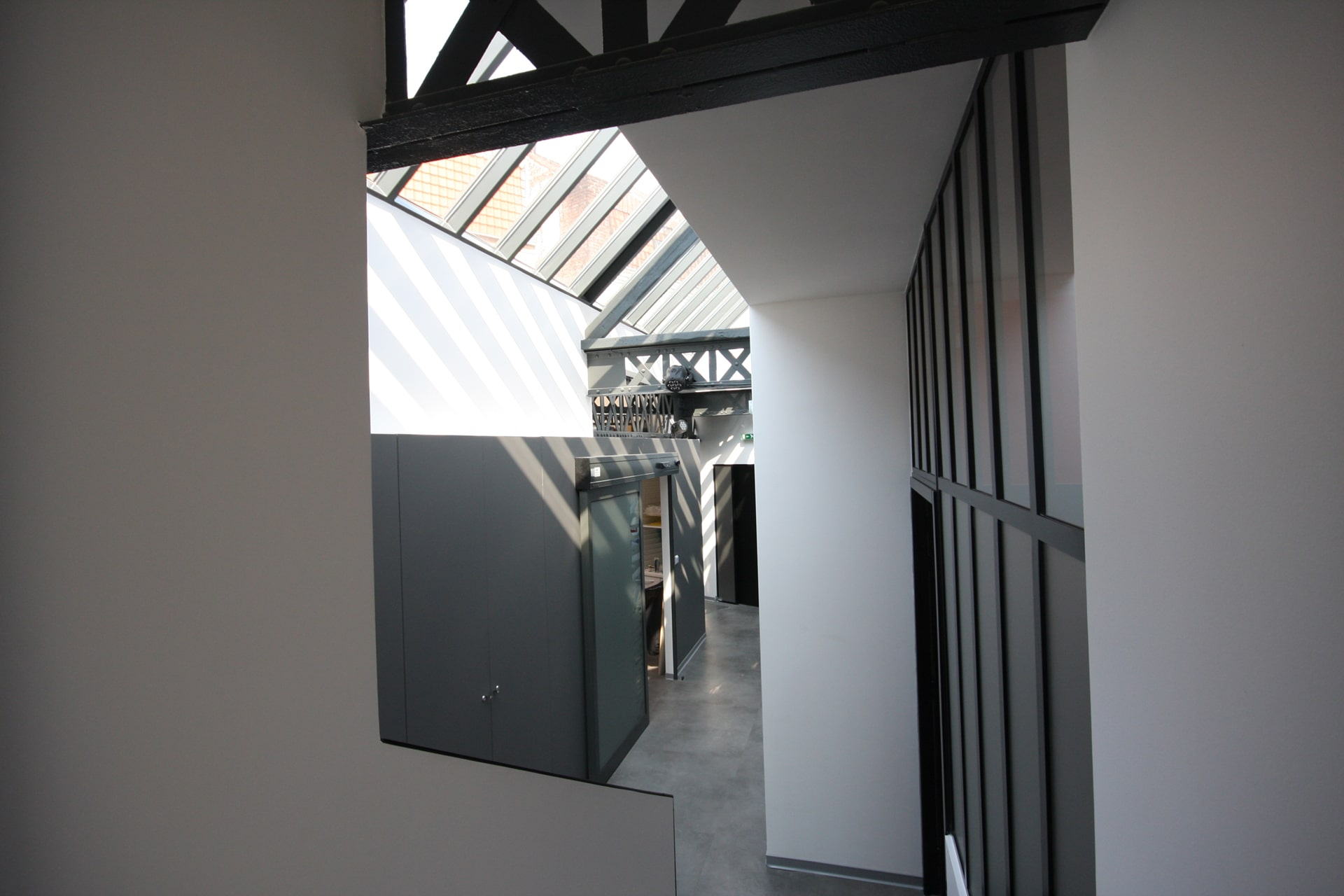 Architecte Lille Renovation Cabinet medical Orthodontie Nord VR-architecture