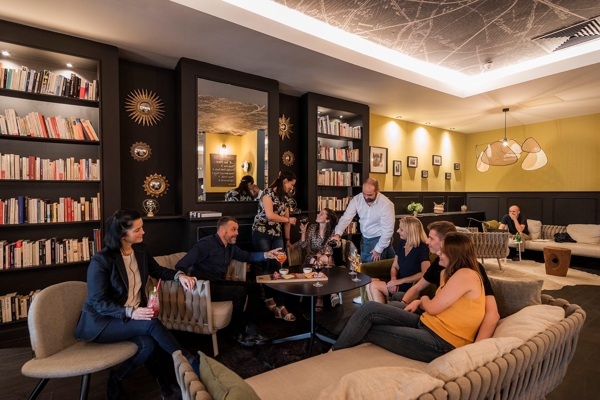 Architecte à Lille - renovation hotel bar VR-architecture 3