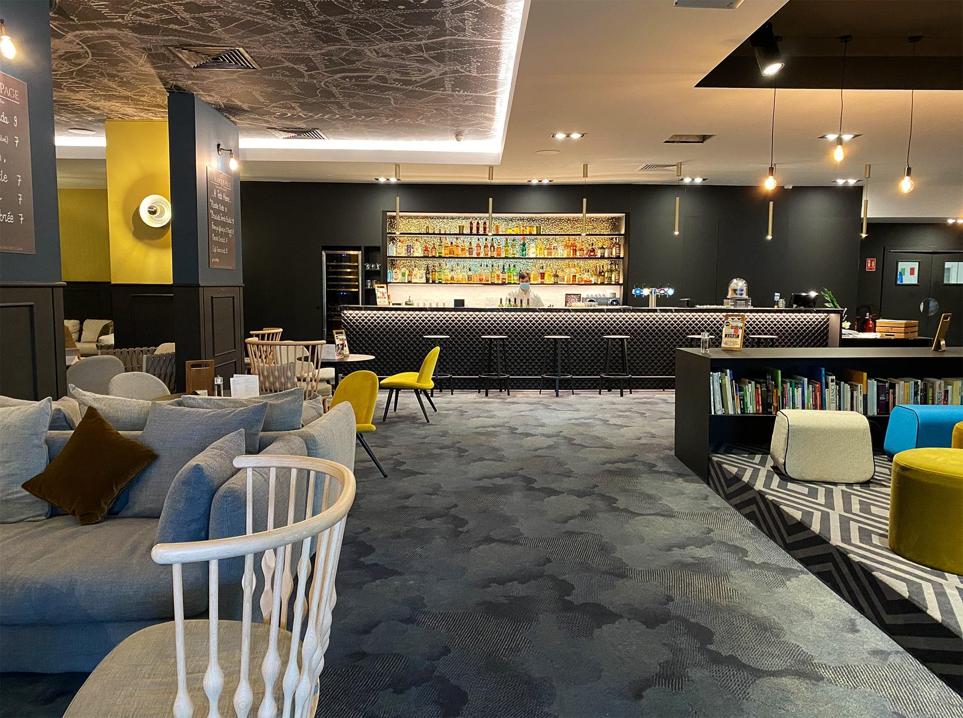 Architecte à Lille - Renovation hotel bar VR-architecture 5