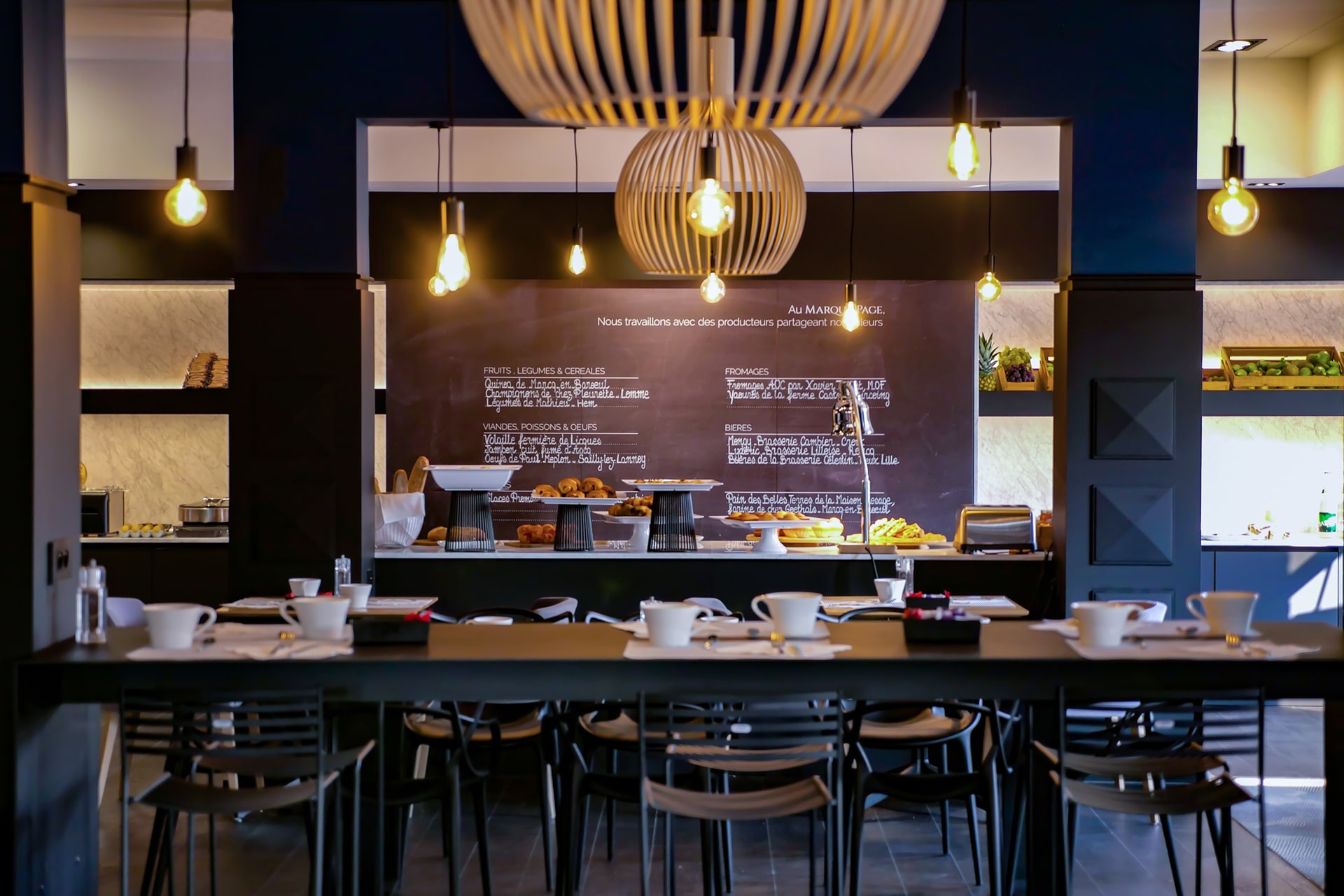 Architecte à Lille - renovation hotel restaurant VR-architecture 7