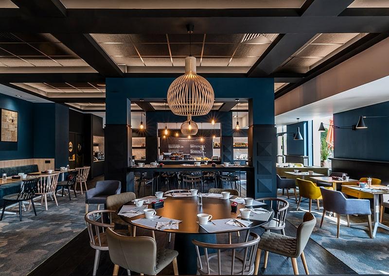 Architecte Lille renovation hotellerie restaurant