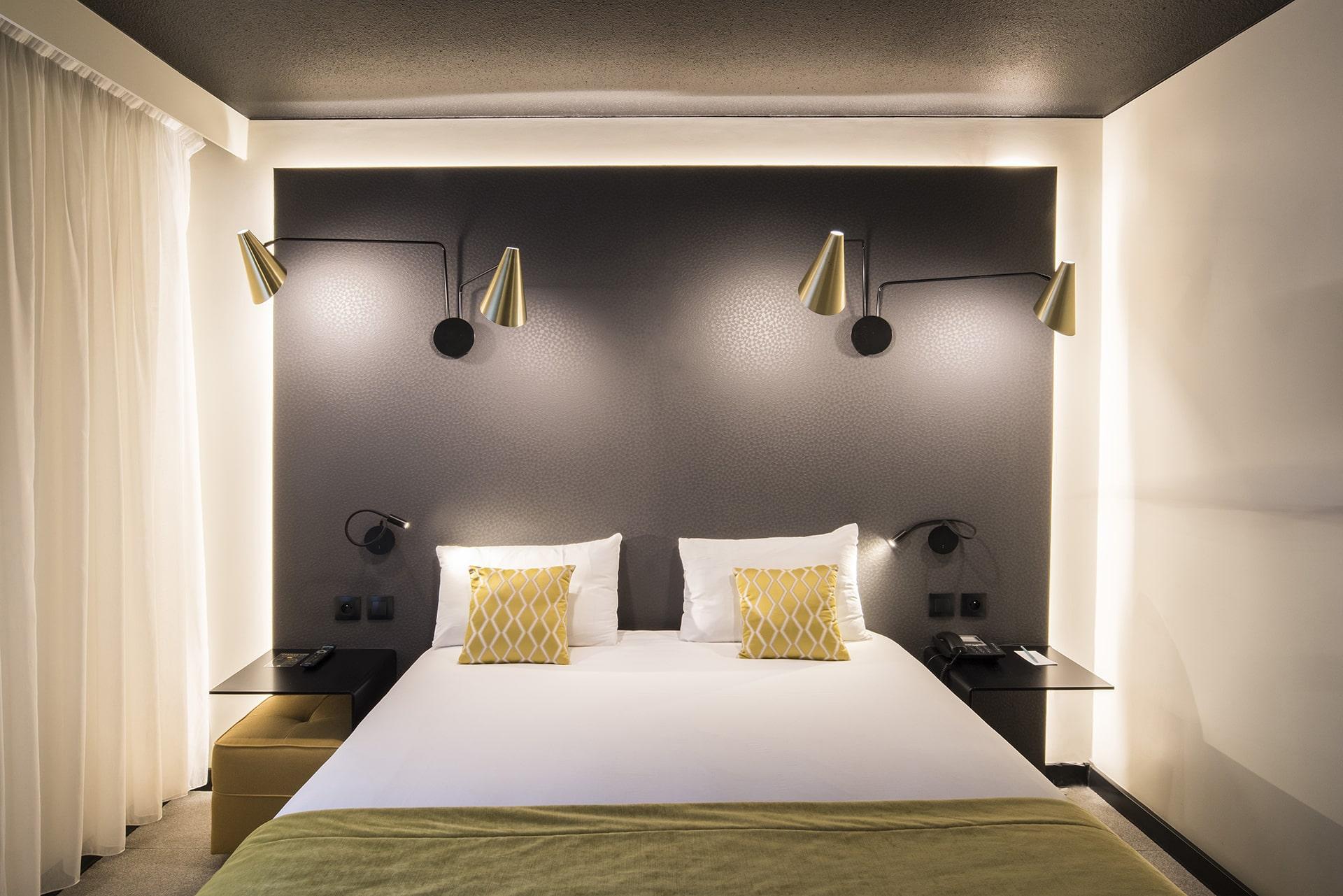 Architecte Lille Rénovation Hotel VR-architecture Decoration