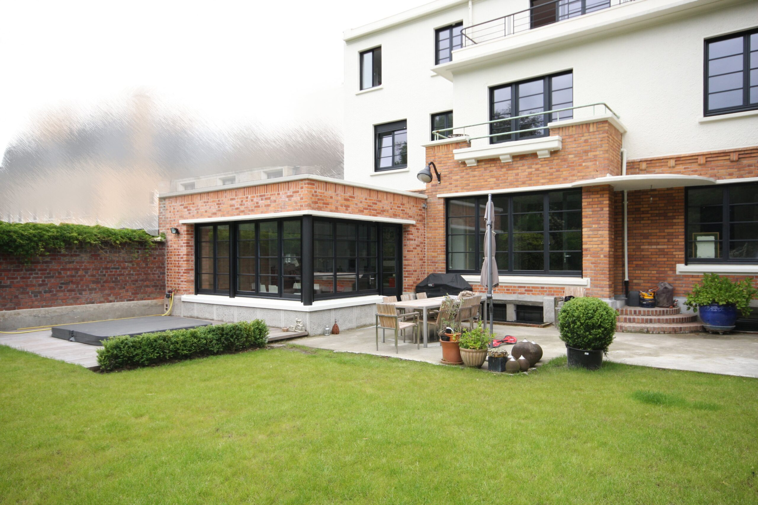 Architecte Lille Renovation Villa Art Deco