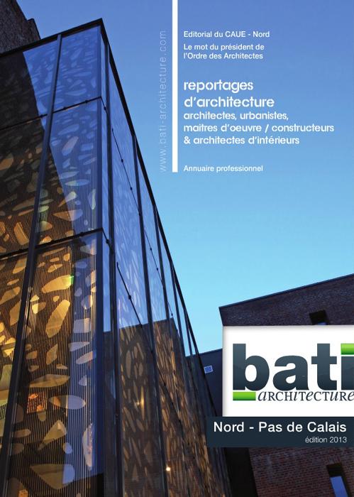 Architecte Lille VR-architecte Nord Residence Bati