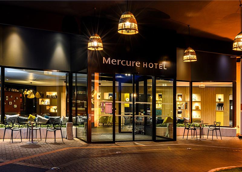 Rénovation d'un Hôtel 4* à MARCQ-en-BARŒUL (59)
